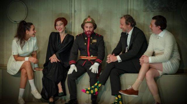 Cantareata cheala - Teatrul Maria Filotti din Braila