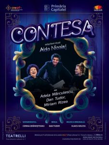 Contesa Afis Teatrelli