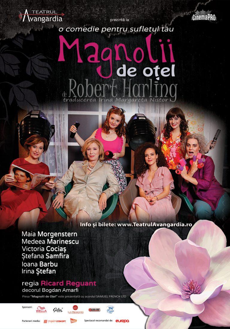 Magnolii de otel - Teatrul Avangardia AFIS