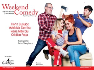 Weekend Comedy - P2pTheatre AFIS
