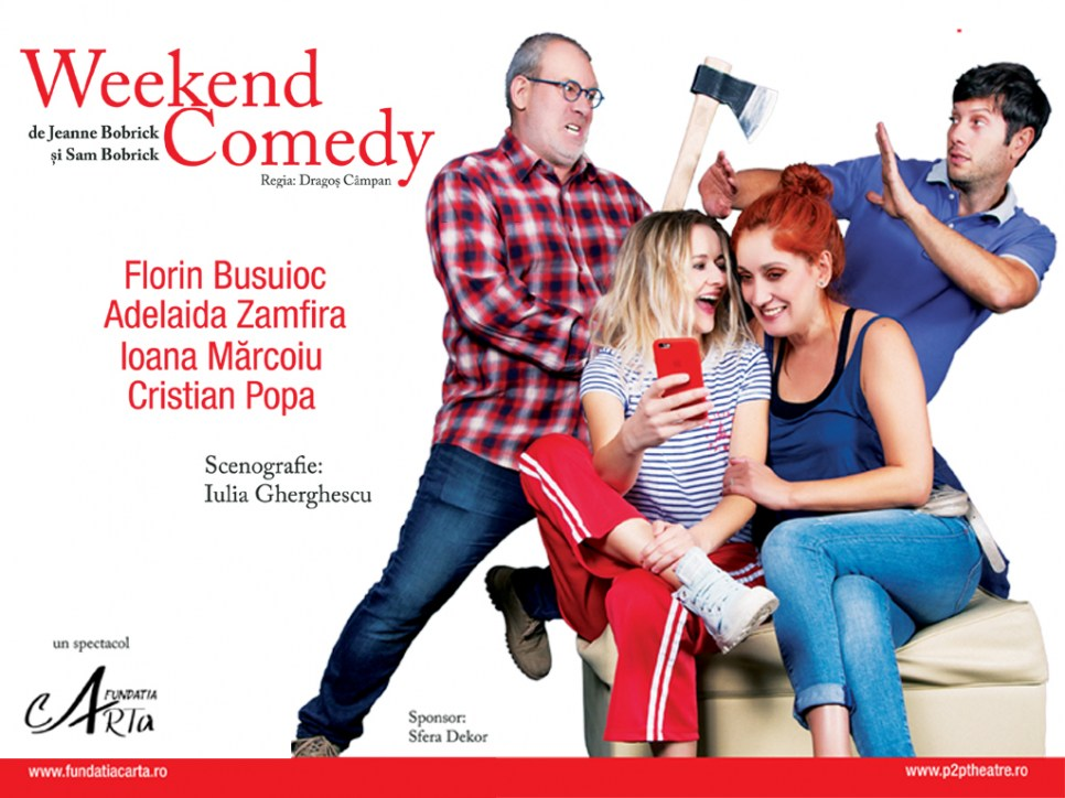 Weekend Comedy – P2pTheatre