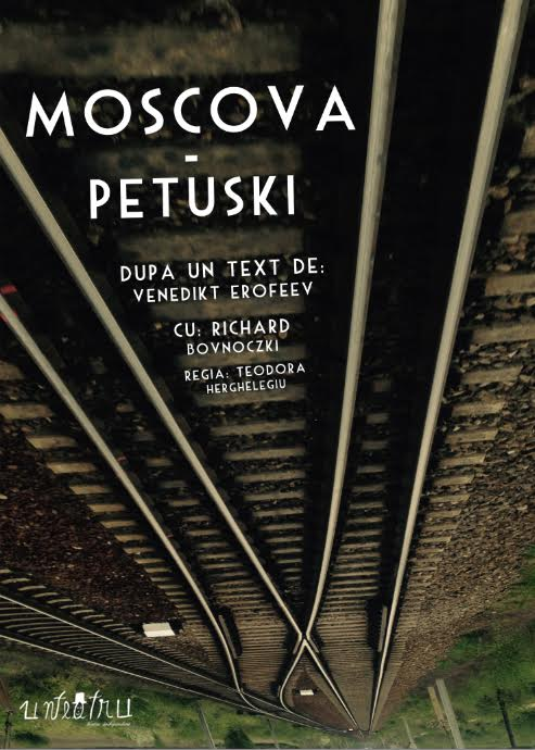 Moscova-Petuski - UnTeatru AFIS