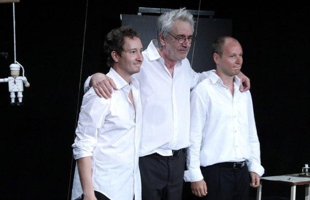 Rosto - Teatrul Act - Fest-FDR 2021 aplauze