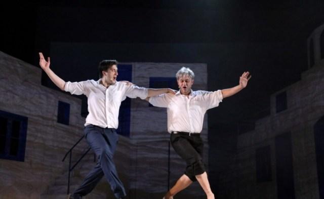 Zorba Grecul - Teatrul National din Timisoara