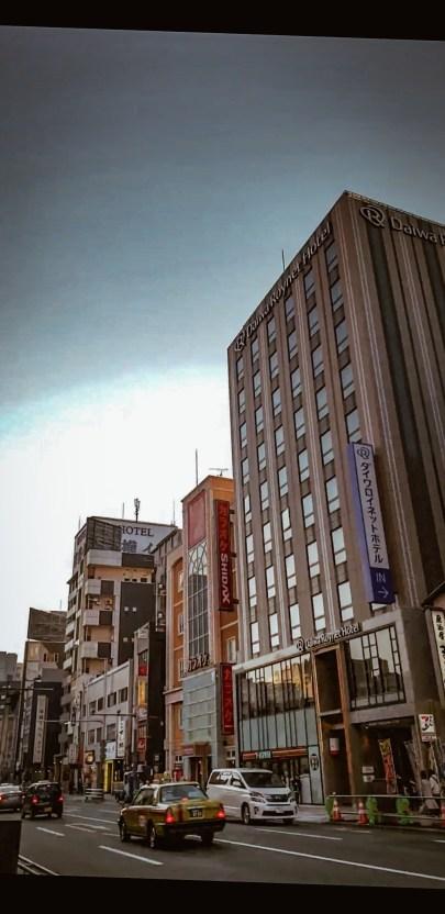 City Streets of Fukuoka