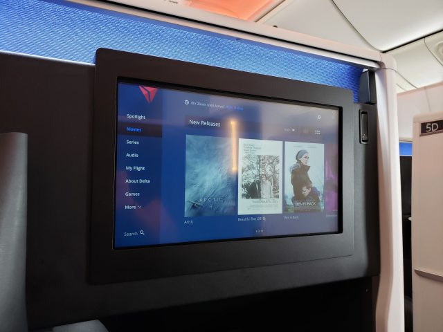 Delta One Suites 18 inch Touch Monitor - Late by Lattes