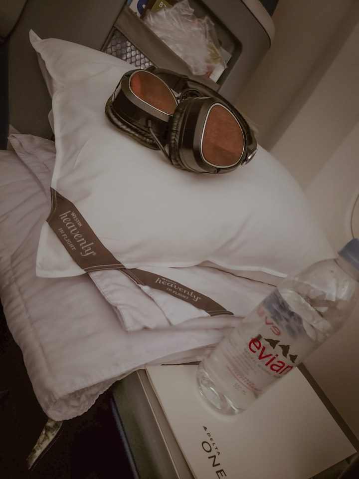 Delta One Westin Sheets - Late by Lattes