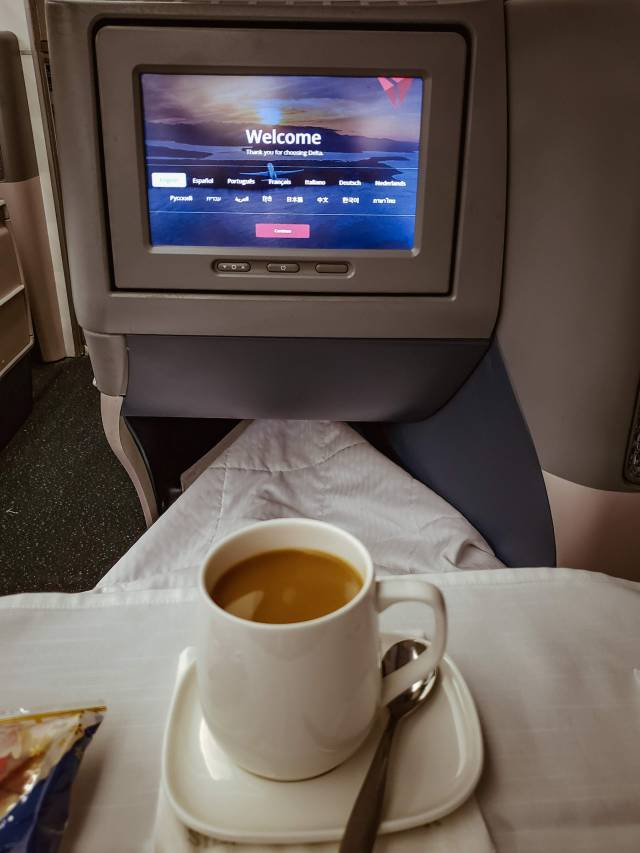Delta One Coffee - Late By Lattes