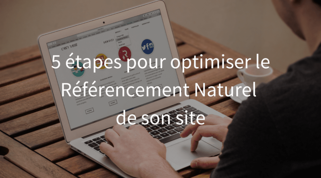 Optimier le référencement naturel de son site