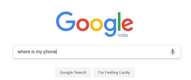 track my phone google
