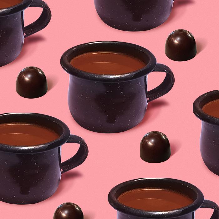 Bebidas con cacao