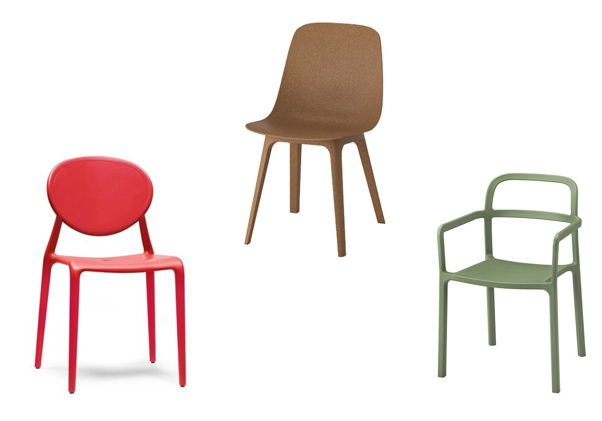 chaises design abordables