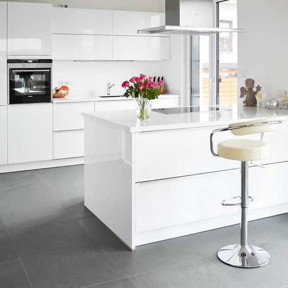 10 idees pour une cuisine toute blanche