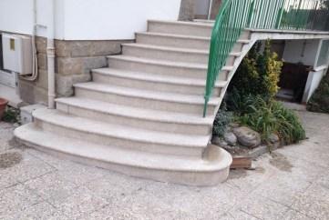 Rénovation d'escalier © L'ATELIER DE PIERRE Quimper