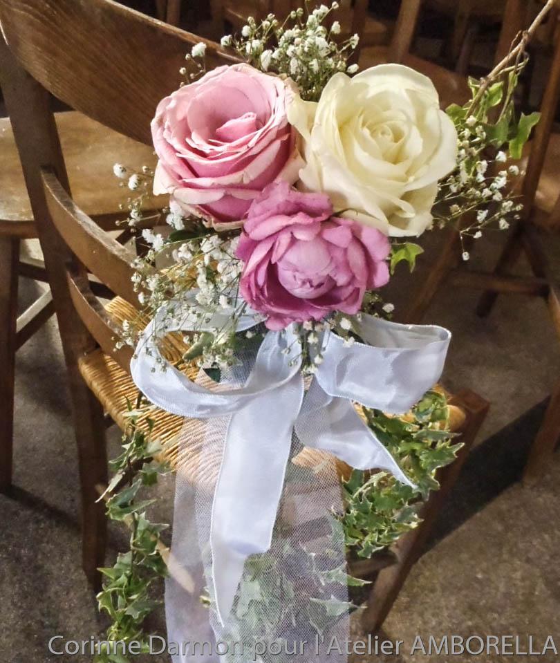 Dcoration De Lglise Pour Un Mariage AMBORELLA By Corinne