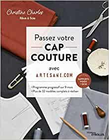 Défit couture du CAP couture flou par Atelier couture des Sablons