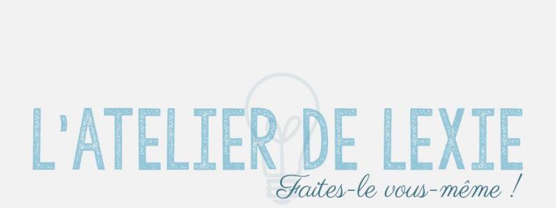 Logo L'atelier de Lexie