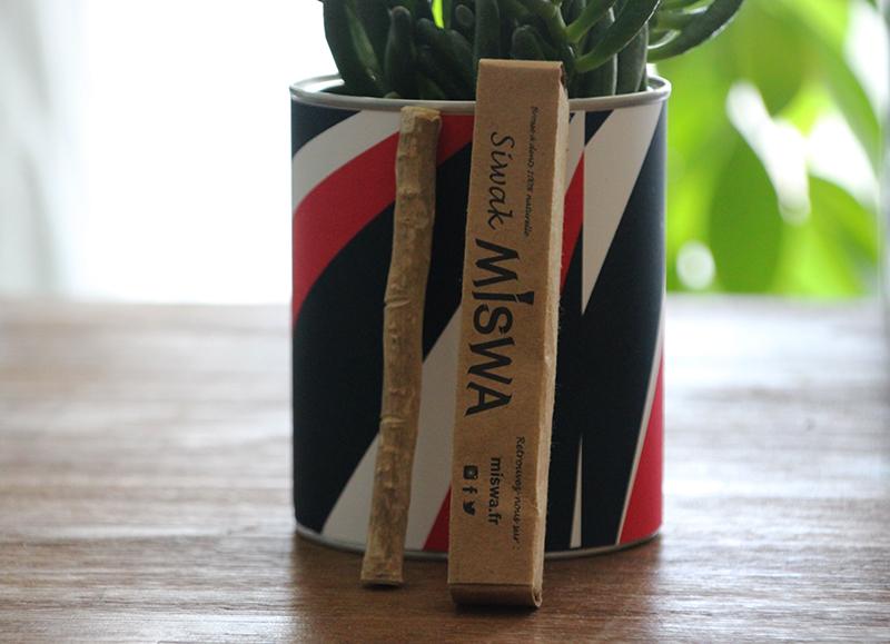 Le bâton Siwak par Miswa