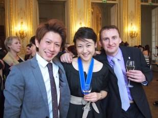 Masa, moi et Alan