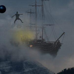 'Entre ciel et Mer'