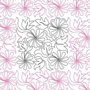 Deb-Geissler-Asian-Elegance-Flower-W-Leaves1
