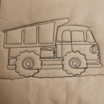 Dump-Truck-Matelasser