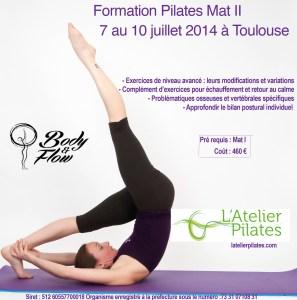 Flyer Pilates mat II
