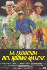 jungle raiders italian poster