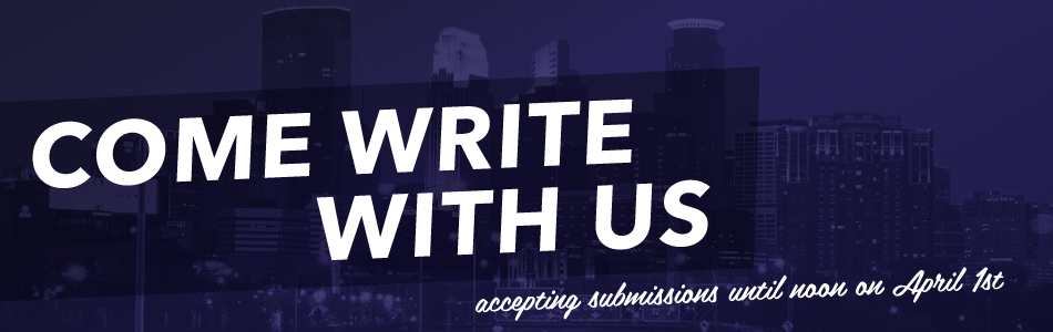 Come write for Late Nights Minneapolis
