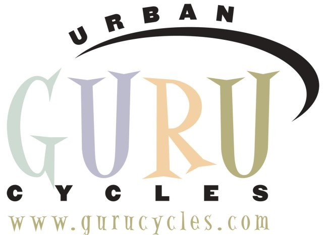Guro: Urban Cycles logo