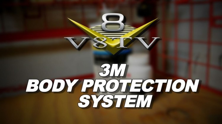 3M Body Protection System and HGP Spray Gun Review
