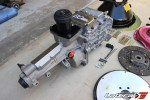 Hurst Driveline Conversion Swap Tremec Overdrive 5 Speed GTX Mopar Plymouth 049