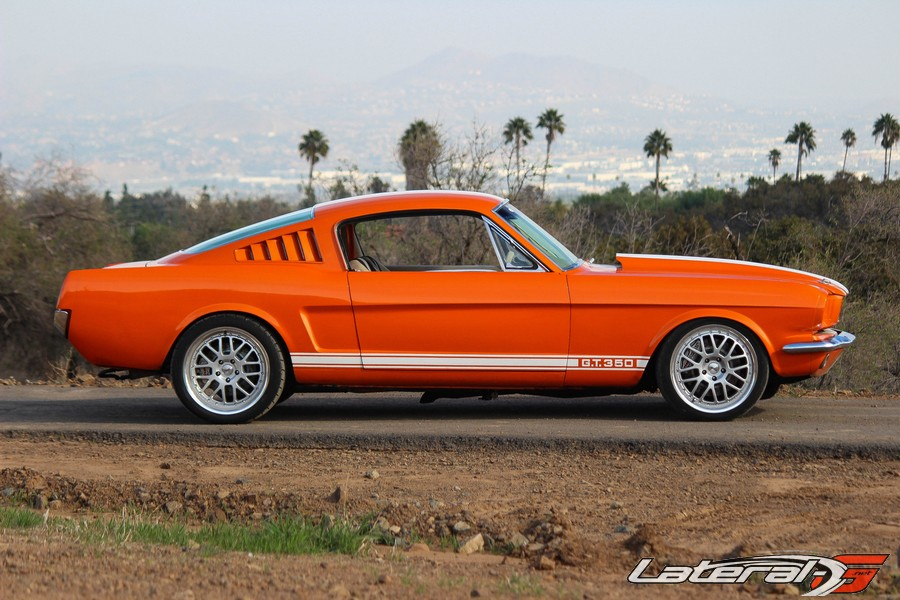 Mario De Leon Mustang TMI Products Lateral G Pro Touring 10
