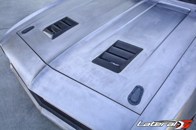 LT4 Camaro 1967 Ironworks Speed and Custom 14