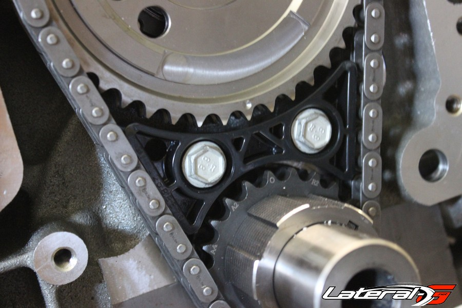LS3 Bored and Stroked 416 40
