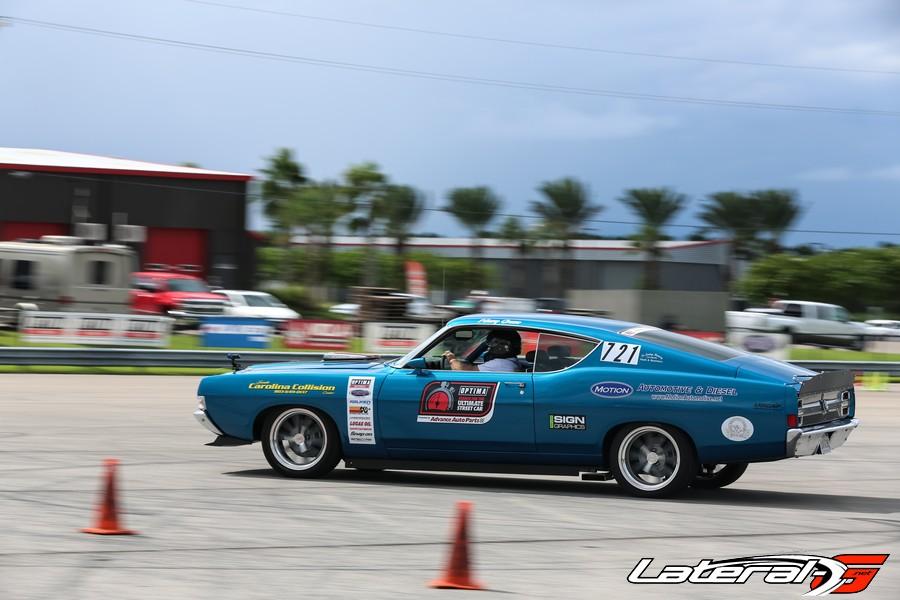 NOLA Motorsports Park Optima USCA 14