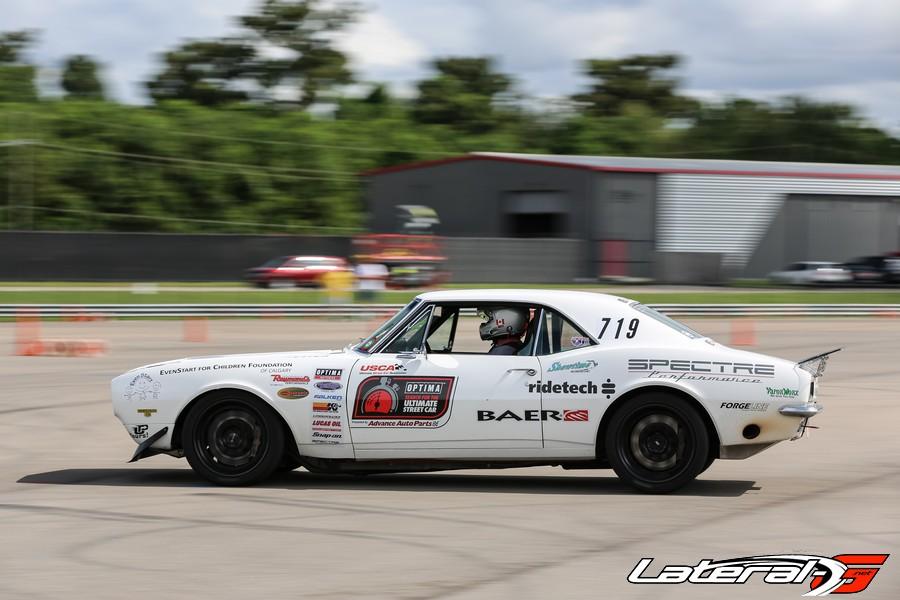 NOLA Motorsports Park Optima USCA 39