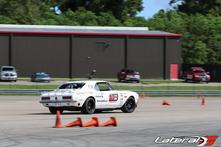 NOLA Motorsports Park Optima USCA 40