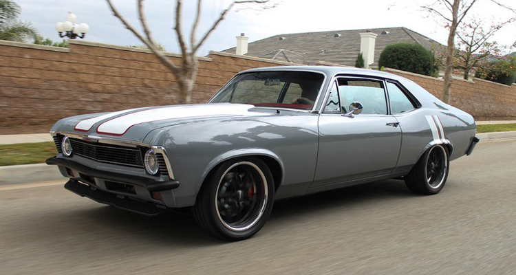 Car Feature: TMI Product's 1972 Nova
