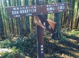TOKYO八峰マウンテントレイル 試走