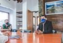 El Secretario de Turismo de la Municipalidad de Ushuaia y el Intendente del Parque Nacional Proyectaron Acciones en Conjunto