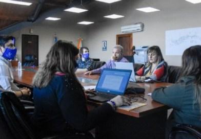 La Municipalidad de Ushuaia abrió las ofertas para la Pavimentación de la Rotonda del Barrio Pipo