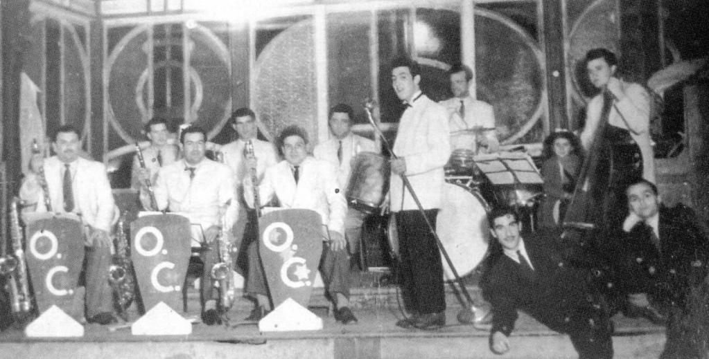 Orquesta Los Españoles en La Terraza Sada