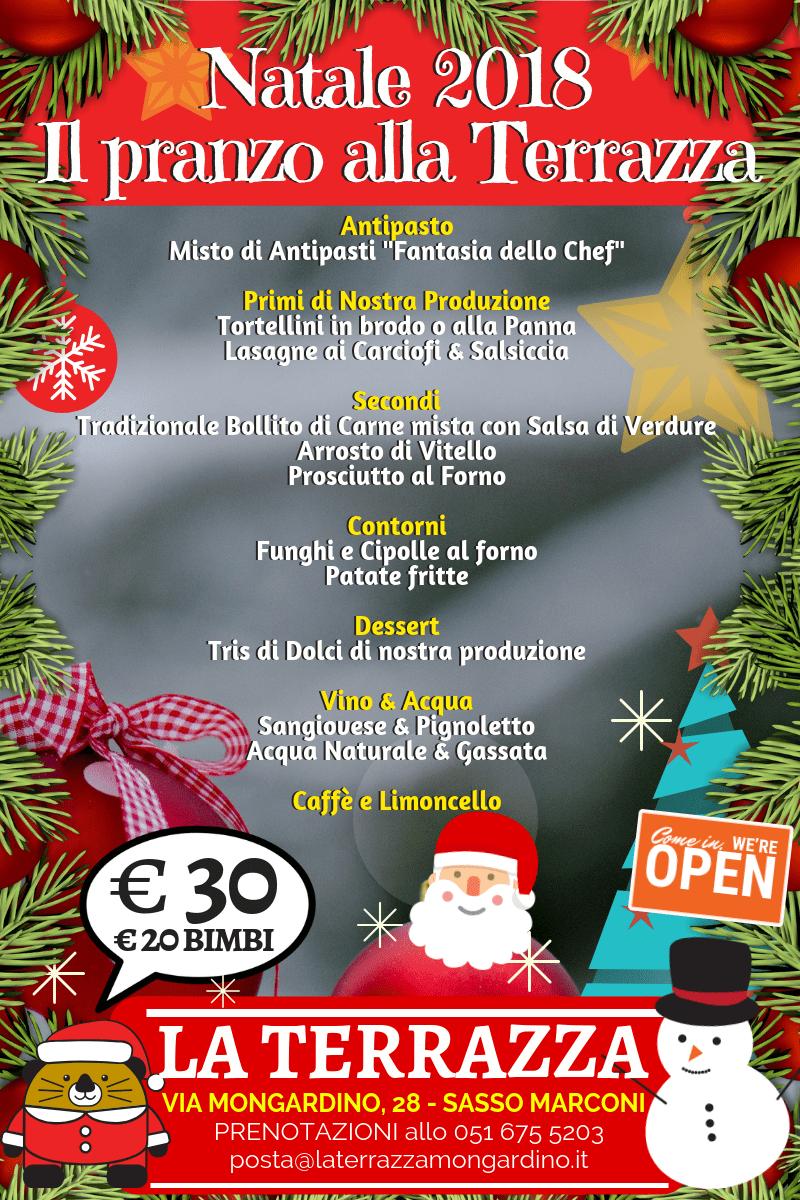 Natale 2018 - La Terrazza Mongardino