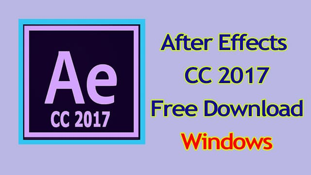 After-Effects-CC-2017-Free-Download