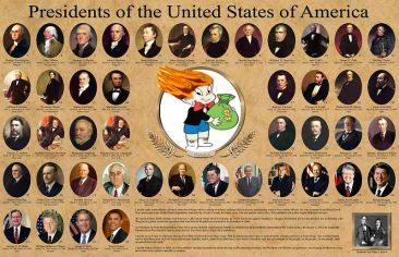Presidents Day 2017 Poster