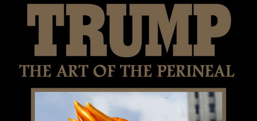Trump_The Art of the Perineal