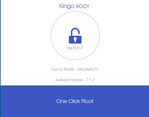 root bluestack using kingoroot