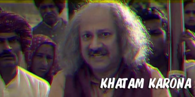 Khatam Karona Hindi Lyrics - Emiway