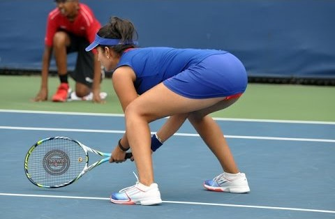 Sania Mirza Controversial Pictures